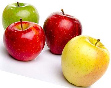 manzanas-verdes-rojas-amarillas