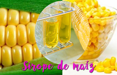 sirope-de-maiz